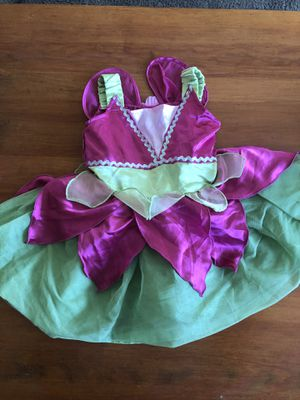 Little Girls flower costume dress for Sale in Glendora, CA