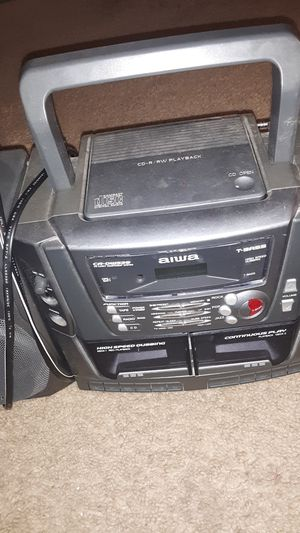 This is a boombox a CD player for Sale in Milwaukie, OR