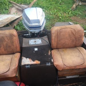 Evinrude 115 and Cimmarron Boat and Trailer for Sale in Atlanta, GA