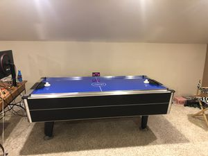 Rhino Airhockey Table for Sale in Temecula, CA