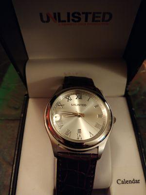 Men's watch for Sale in Tulsa, OK