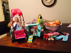 America girl doll Wellie Wishers Willa for Sale in Gig Harbor, WA