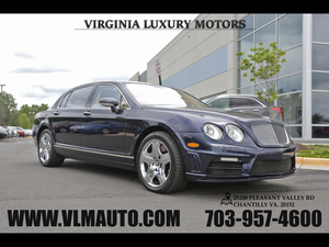 2006 Bentley Continental Flying Spur for Sale in Chantilly, VA