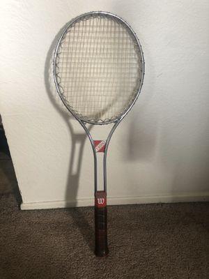 Vintage Wilson T3000 Tennis Racket for Sale in Fresno, CA