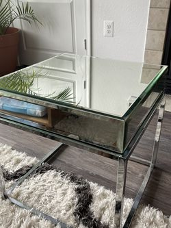 Mirrored Side Table for Sale in Alexandria,  VA
