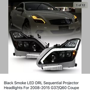 G37 headlights for Sale in Sacramento, CA