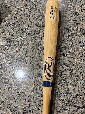 New Rawlings Wood Baseball Bat for Sale in Peoria, AZ