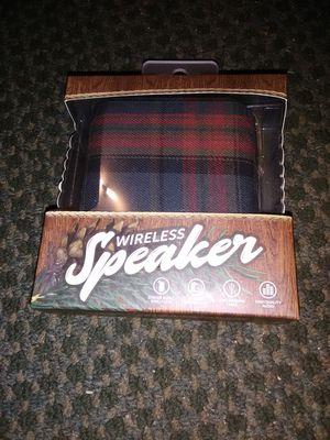 SolaRay Wireless Speaker for Sale in Wichita, KS