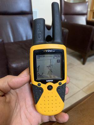 Garmin Rino 110 Radio / GPS for Sale in Houston, TX