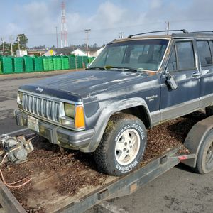 92 Jeep Parts,. 4.0 4x4 Cherokee Cj for Sale in Hoquiam, WA
