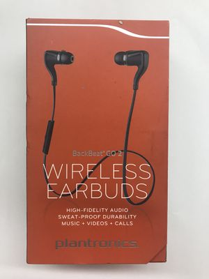 Plantronics BackBeat GO 2 Wireless Earbuds for Sale in Minneapolis, MN