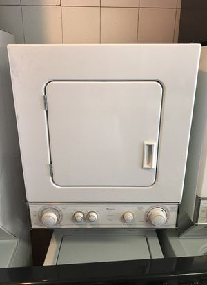 Electric -gas 24 inch stack washer and dryers for Sale in Philadelphia, PA
