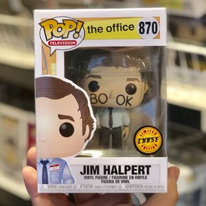 """Funko Pop - CHASE JIM HALPERT """"BOOK"""" - The Office for Sale in ROWLAND HGHTS, CA"""