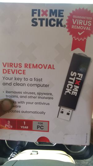 Virus removal usb drive for Sale in Columbus, OH