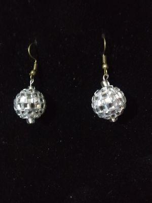Disco Ball Earrings for Sale in Union Gap, WA