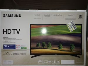 32 inch smart tv Samsung for Sale in Des Moines, WA