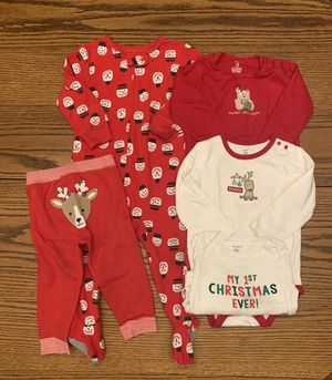 18 Months ~ Christmas Baby Clothes for Sale in Thornton, CO