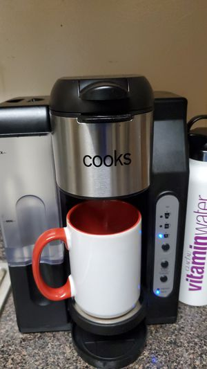 Cook coffee maker for Sale in Silver Spring, MD