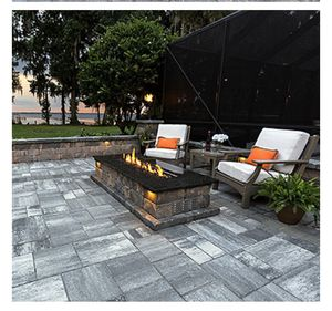 Approx 100 sq ft Blue Stone pavers for Sale in Jacksonville, FL