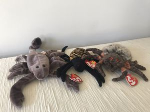 Halloween bugs Ty Beanie Babies for Sale in Norfolk, VA