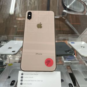 Unlocked iPhone XS Max 256GB. For any carrier. 60-day Warranty for Sale in Providence, RI