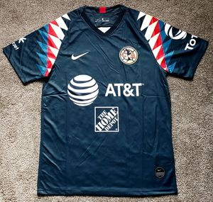 CLUB AMERICA 2019 navy blue jersey camiseta playera for Sale in Fullerton, CA