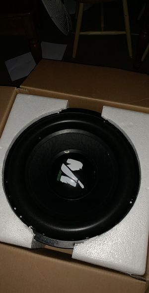 Machete M15 sport subwoofer for Sale in Westminster, MD
