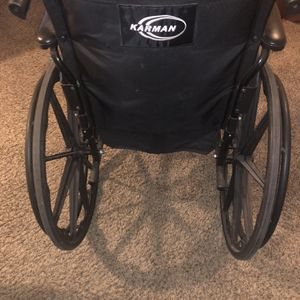 Karman Wheel Chair for Sale in Bolingbrook, IL