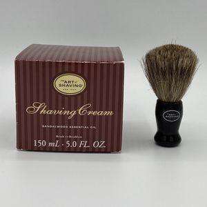 Art of Shaving Cream & Brush Set - Sandalwood for Sale in Palm Beach Gardens, FL