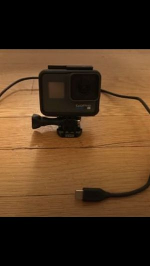 GoPro hero 6 black for Sale in Chevy Chase, MD