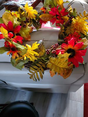Fall wreath for Sale in Haines City, FL