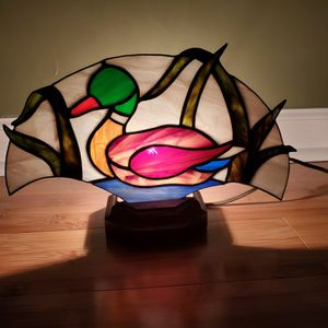 Leaded Glass Duck Light for Sale in Buford, GA