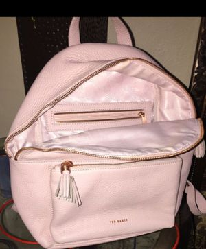 Ted Baker backpack Pink nude used for Sale in Phoenix, AZ