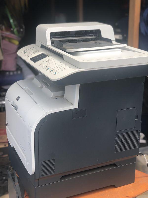 Printer con copiadora funciona bien casi nueva 30 dlls
