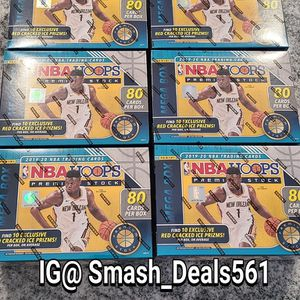 2019-20 NBA Hoops Basketball Premium Stock MEGA BOX for Sale in West Palm Beach, FL