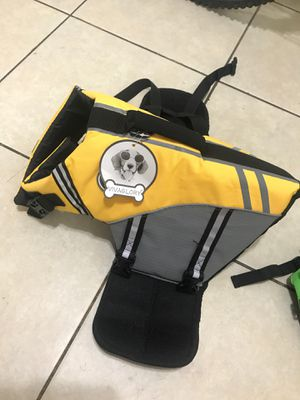Dog life vest for Sale in Lincoln, NE