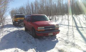 99 chevy blazer 4x4 auto for Sale in Fairplay, CO