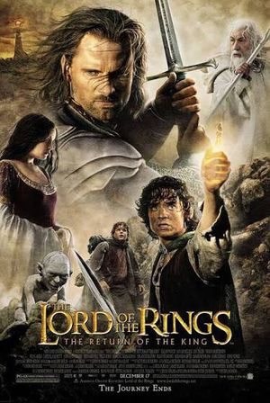 Lord of the Rings The Return of the King Movie Theater Poster! for Sale in Traverse City, MI