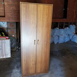 TALL STORAGE CABINET for Sale in Los Alamitos,  CA