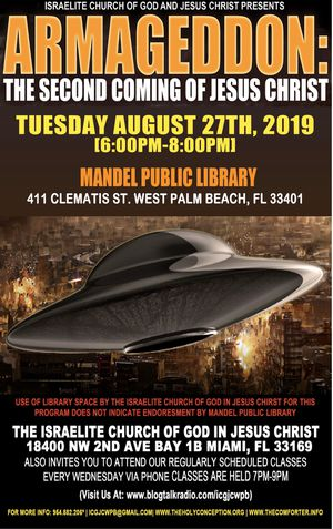 FREE SEMINARY, AUGUST 27, 2019 for Sale in Delray Beach, FL