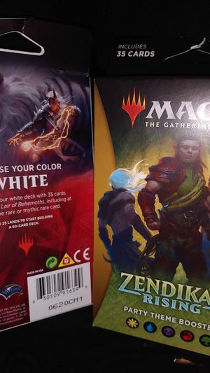 Magic the gathering card deck's for Sale in Portland, OR