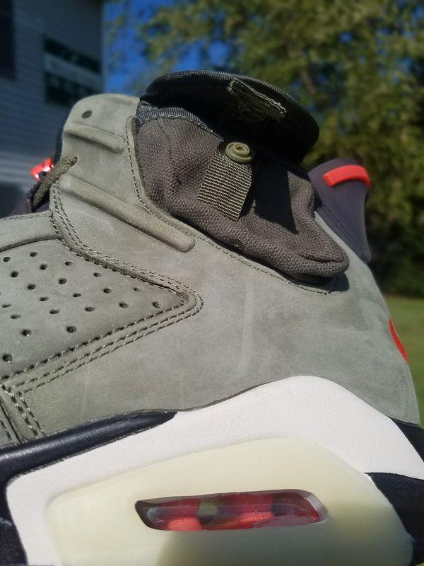 TS Air Jordans - size 11 & 12