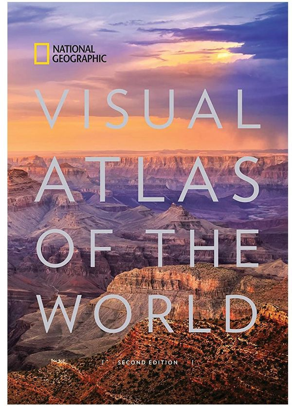National Geographic Visual Atlas of the World 2nd Edition
