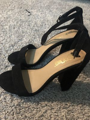 Black heels for Sale in League City, TX