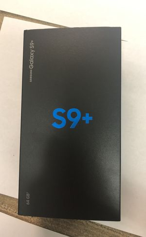 Samsung Galaxy S9 plus / S9+ Sprint . Bad ESN / blacklisted for Sale in San Francisco, CA