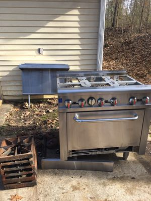 "36"" 6 Eye stove for Sale in Jackson, TN"