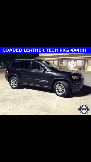 2014 Jeep Grand Cherokee limited 56000 miles for Sale in Nashville, TN