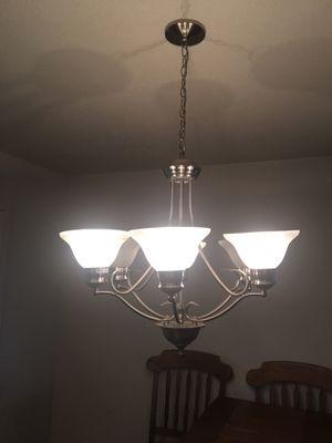 Chandelier/ Ceiling fan for Sale in Stockton, CA