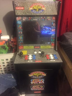 Old street fighter champion edition for Sale in Corydon, KY