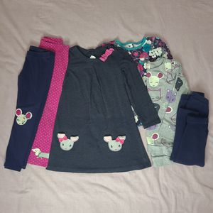 Gymboree Girls Outfits Girls Size 5/5t for Sale in Depoe Bay, OR